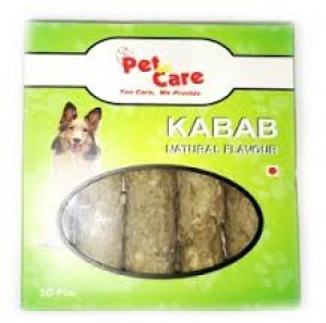 PET EN CARE KABAB NATURAL FLAVOUR 10 PCS