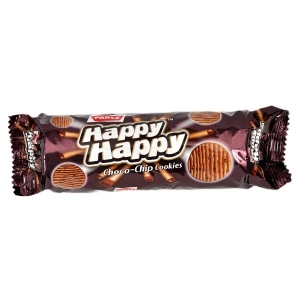 PARLE HAPPY HAPPY CHOCO-CHIP COOKIES 75G
