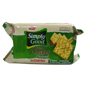 PARLE SIMPLY GOOD CREAM CRACKER ORIGINAL SF 100G