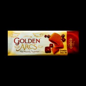GOLDEN ARCS CRUNCHY CHOCO FILLS 150G