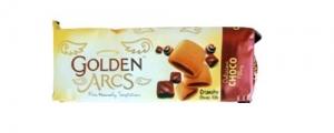GOLDEN ARCS CRUNCHY CHOCO FILLS 75G