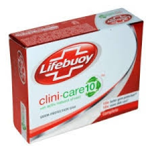 LIFEBUOY CLINI-CARE 10 COMPLETE 125G