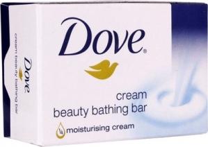 DOVE CREAM BEAUTY BATHING BAR 50G