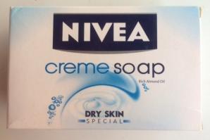 NIVEA CREME SOAP DRY SKIN 125G