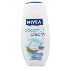 NIVEA CREME COCONUT SHOWER CREAM 250ML