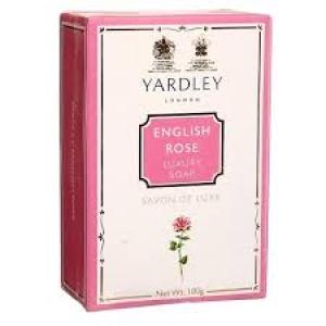 YARDLEY SOAP ENGLISH ROSE 100G