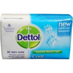 DETTOL COOL SOAP 125G