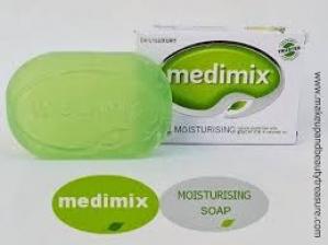MEDIMIX MOISTURISING SOAP FOR DRY SKIN 75G