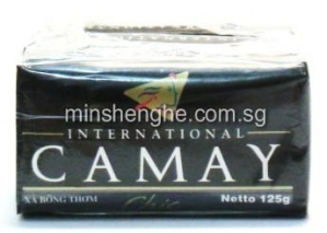 INTERNATIONAL CAMAY CHIC SOAP 125GM