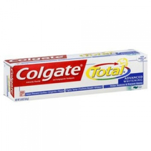 COLGATE TOTAL ADVANCED WHITENING 140G