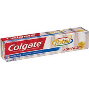 COLGATE TOTAL ADVANCED HEALTH 140G FREE LOREAL