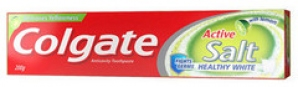COLGATE ACTIVE SALT HEALTHY WHITE 200G
