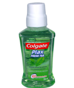 COLGATE PLAX FRESH TEA 250ML