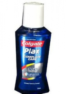 COLGATE PLAX COMPLETE CARE 250ML