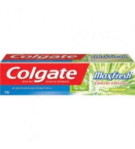 COLGATE MAX FRESH CITRUS BLAST GREEN GEL 150G