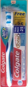 COLGATE 360 WHOLE MOUTH CLEAN TB 2 N