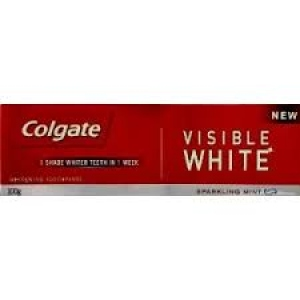 COLGATE VISIBLE WHITE 100G