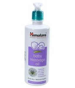 HIMALAYA BABY MASSAGE OIL 300ML