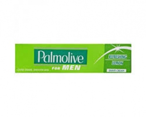 PALMOLIVE REFRESHING LEMON SHAVE CREAM 70G