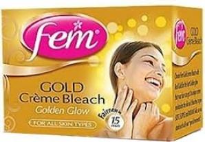OLIVIA GOLD BLEACH SAFFRON 9G