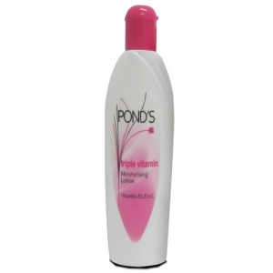 POND`S TRIPLE VITAMIN  MOISTURISING LOTION 100ML