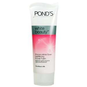 POND`S WHITE BEAUTY FACIAL FOAM 50G