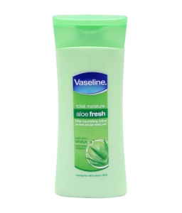 VASELINE TOTAL MOISTURE ALOE FRESH 100ML