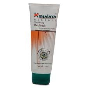 HIMALAYA OIL CLEAR MUD FACE PACK 100G