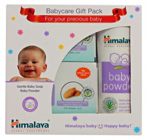 HIMALAYA BABYCARE GIFT PACK (SP) SMALL