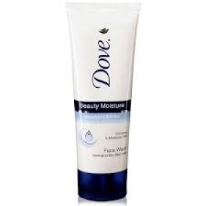 DOVE BEAUTY MOISTURE FACEWASH 50G