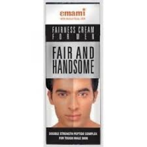 EMAMI FAIR AND HANDSOME FAIRNESS CREAM 60G