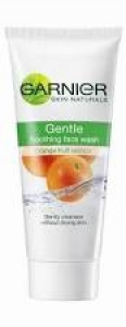 GARNIER GENTLE SOOTHING FACE WASH