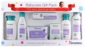 HIMALAYA BABYCARE GIFT PACK (WINDOW) 7 PC SET
