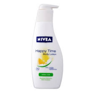 NIVEA HAPPY TIME BODY LOTION 400ML