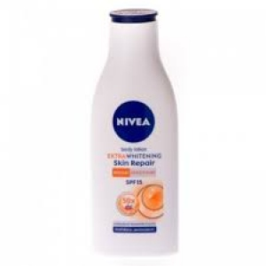 NIVEA BODY LOTION EXTRA WHITENING SPF15 200ML