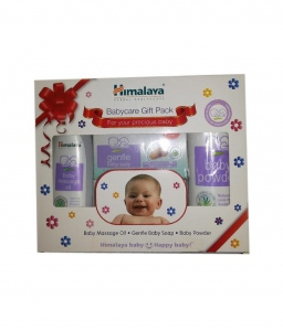 HIMALAYA BABYCARE GIFT SERIES (OSP) 3 PC SET