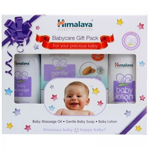 HIMALAYA  BABYCARE GIFT PACK (OSL) 3 PC SET