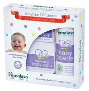 HIMALAYA BABYCARE GIFT PACK (SP) 2 PC SET