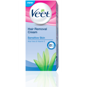 VEET HAIR REMOVAL NATURALS FOR SENSITIVE SKIN 60G
