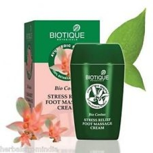 BIOTIQUE BIO COSTUS FOOT CREAM 55G