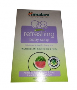 HIMALAYA REFRESHING BABY SOAP 125G