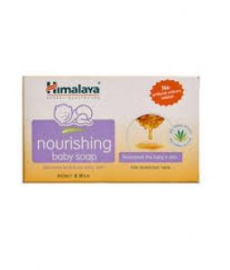 HIMALAYA NOURISHING BABY SOAP 75G