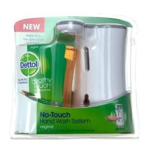 DETTOL NO-TOUCH HAND WASH SYST 250ML