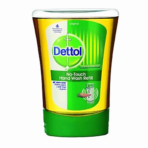 DETTOL NO -TOUCH HAND WASH REFILL 250ML