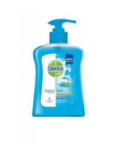 DETTOL COOL HW PUMP 250ML