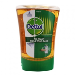 DETTOL NO-TOUCH HAND WASH REFI 250ML