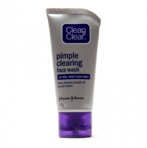 CLEAN & CLEAR PIMPLE CLEARING 40G