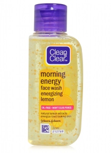 CLEAN & CLEAR MORNING ENERGY LEMON FW 50ML