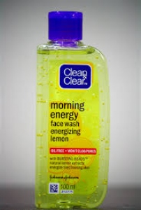 CLEAN & CLEAR MORNING ENERGY LEMON FW 100ML