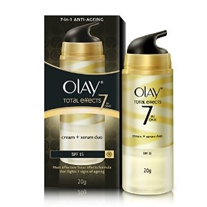 OLAY TE 7 IN 1 CREAM + SERUM DUO SPF 15 20G